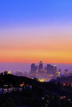 Downtown Los Angeles, California♥
