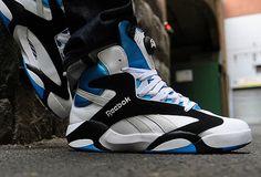 Reebok Pump Shaq Attaq - la sneaker du jour (30.04.2013)