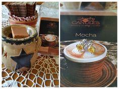 Mocha tart reveal.#jicreveals #love jic #candles #jewelry