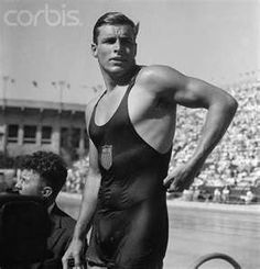 Image Detail for - Buster Crabbe, U.S. Olympic Men's Swim Team  first screen  Tarzan .. wow ...