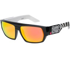 Spy Sunglasses.  1980's style.  Never get tired of the bold black & white.