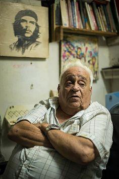 """© Andrés Felipe Matiz López, """"Maximino"""", La Habana Cuba, 2012 #BAC #fotografia #contemporanea #photography #contemporary #art #arte #bogota #cuba"""