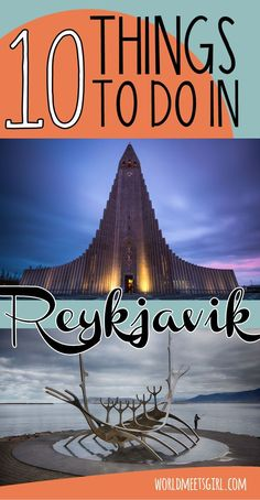 My quick guide to the best things to do during a short layover in Reykjavik, Iceland.