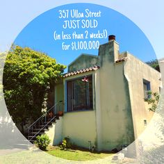 My off-market, fixer listing at 357 Ulloa Street, San Francisco just closed in 12 days! Listed for $925,000 and Sold for $1,100,000. Congratulations to my awesome Seller client, who completely trusted me on pricing, strategy and marketing. Find out more: VIVIAN LEE Realtor | Lic. #01342994 (415) 717.6308 Vivian@VivianLeeSF.com VivianLeeSF.com 12 Days, Congratulations, San Francisco, Real Estate, Marketing, Street, Awesome, Outdoor Decor, Real Estates