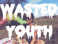 Find images and videos about gif, grunge and youth on We Heart It - the app to get lost in what you love. Young Wild Free, Wild And Free, Change Hair, Getting Older Humor, Skate, Drunk Party, Teenage Wasteland, Frases, Lyrics