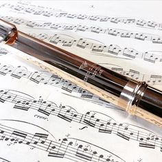 On our stand today!  #powellflutes #flutes #flutist #14k #customflutes #handmadeflutes #anderson #studies #music