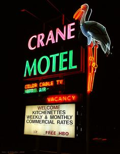 Crane Motel, Roswell, NM   I get a 20% discount there .
