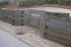 retaining wall
