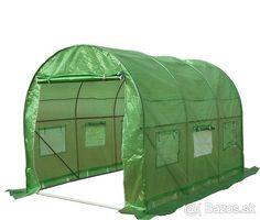 Na predaj Zahradny foliovnik - Tvrdošín - Bazoš.sk Outdoor Gear, Tent, Store, Tents