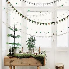 Scandinavian Christmas Decorations Ideas 13