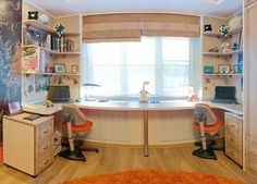 The Best 2019 Interior Design Trends - Interior Design Ideas My Home Design, House Design, Kids Study Spaces, Home Decoracion, Baby Room Decor, Home Office Decor, Apartment Design, Home Improvement Projects, Kids Furniture