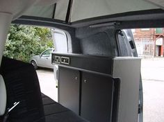 Gallery - Citroen Berlingo Micro Camper Conversion