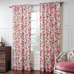 IYUEGO Bright-Colored Floral Rod Pocket Top Lined Blackou... https://www.amazon.com/dp/B01E9X0G8O/ref=cm_sw_r_pi_dp_NHYDxbSJZYR0G