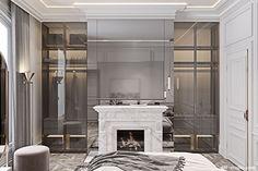 News Space, Paris Apartments, New Furniture, Modern Decor, Fresh, Traditional, Interior Design, Living Room, Bedroom