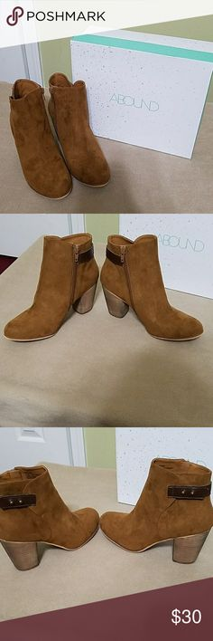 8aa24294add75f Shop Women s Abound size Ankle Boots   Booties at a discounted price at  Poshmark.