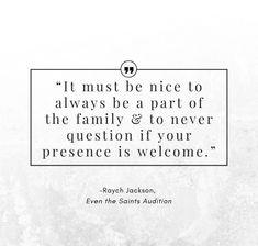 Family Of Origin, Jackson, Jackson Family