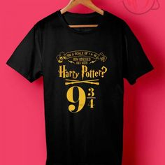 Harry Potter Obsessed T Shirt //Price: $14.50