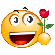 ¡Una rosa para ti!