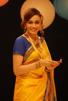 Marathi actress Amruta Khanvilkar