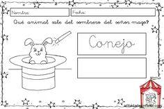 Looney Tunes, Carnival Crafts, Homeschool, Peanuts Comics, Objects, Diy, Animals, Healthy, Preschool Circus