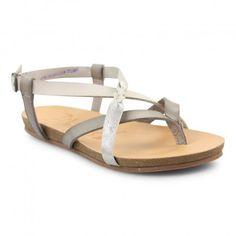e555a927e82c Blowfish Blowfish Granola B Women s Fog Grey Dyecut Sandals