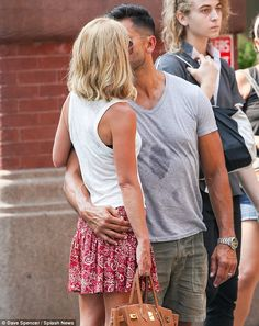 kelly ripa casual 2014 | Come here, you! Mark pulled Kelly in for a sneaky kiss as they ...