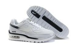 low priced 9e67c da555 Cheap Nike Air Max LTD Mens Shoes White Silver Black
