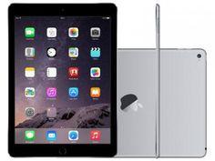 "iPad Air Apple 4G 16GB Tela 9,7"" - Retina Câm. 5MP + Frontal Proc. M7 iOS 8"