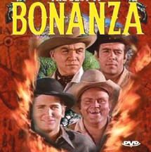 Bonanza (TV Series 1959–1973) With Lorne Greene, Michael Landon, Dan Blocker, Pernell Roberts