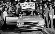The Last Ford Cortina