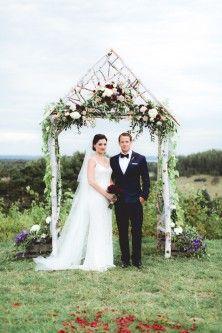 Beautiful Farm Wedding -  Dan and Melissa Photography