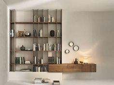 Home Office Furniture Can Make You Work Shelf Design, Cabinet Design, Living Room Tv, Home And Living, Home Office Furniture, Furniture Design, Furniture Stores, Bedroom Furniture, Colorful Interior Design