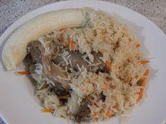 Tammy's Somali Home: Somali Rice and Goat