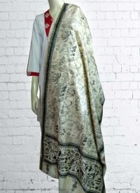 buy Nakshi Kantha Tussar Dupatta online at fashionventuresportal.com