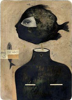 Caroline Gamon - Oeil