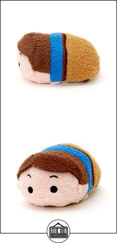 """Nueva Disney Store Mini 3.5 """"Tsum Tsum Flynn Rider de peluche (enredados/Rapunzel colección) ✿ Regalos para recién nacidos - Bebes ✿ ▬► Ver oferta: http://comprar.io/goto/B01CR5JYMK"""