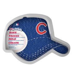 Fan Cakes - Chicago Cubs