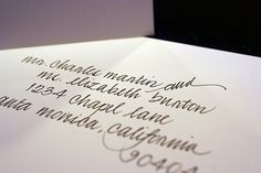 Calligraphy by 2inspire  Style No. 4 by 2inspire on Etsy