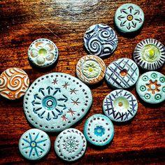 Elena Raffaelli #art #clay #ceramic #ceramics #ceramica #color #colors #colori #flowermagic #flowers