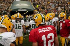 Go Packers, Greenbay Packers, Just Love Me, Aaron Rodgers, Green Bay, Football Helmets, Collections, Yellow