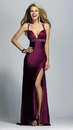 Vestidos de Noche muy lindos y elegantes