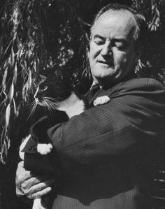 with Hubert H. Humphrey