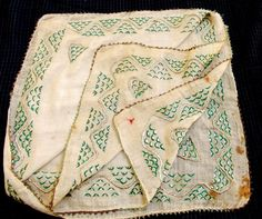 turkish silver  metallic thread embroidery