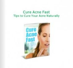 Tired of battling acne?  Grab this FREE eBook for invaluable tips!