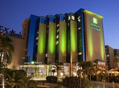 Cairo Holiday Inn Citystars Egypt, Africa Stop at Holiday Inn Citystars to discover the wonders of Cairo. The hotel offers a high standard of service and amenities to suit the individual needs of all travelers. To be found at the hotel are free Wi-Fi in all rooms, casino, 24-hour front desk, facilities for disabled guests, express check-in/check-out. Each guestroom is elegantly furnished and equipped with handy amenities. The hotel's peaceful atmosphere extends to its recreati...