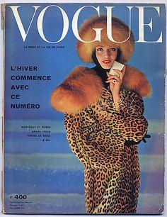 Vogue Paris 1957 November