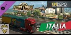 Review Dan Spesifikasi PC Game Euro Truck Simulator 2 Italia