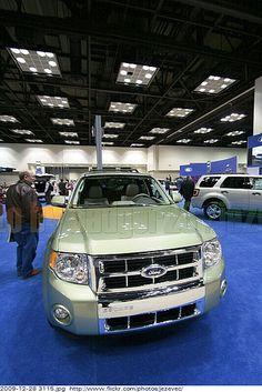 2010 Ford Escape hybrid SUV...