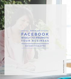 How to Use Facebook Wisely to Promote Your Business Here's how to use Facebook to promote your activities employing effective ways to increase your fan base and generate leads.Powered by WPeMatico... http://83oranges.com/how-to-use-facebook-to-promote-your-activities/