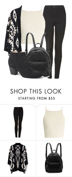 """""""Outfit #1791"""" by lauraandrade98 on Polyvore featuring moda, Topshop, SHE MADE ME, Chicwish, STELLA McCARTNEY y Lands' End"""